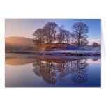 River Brathay Christmas Card