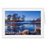 River Brathay Lake District Xmas Card