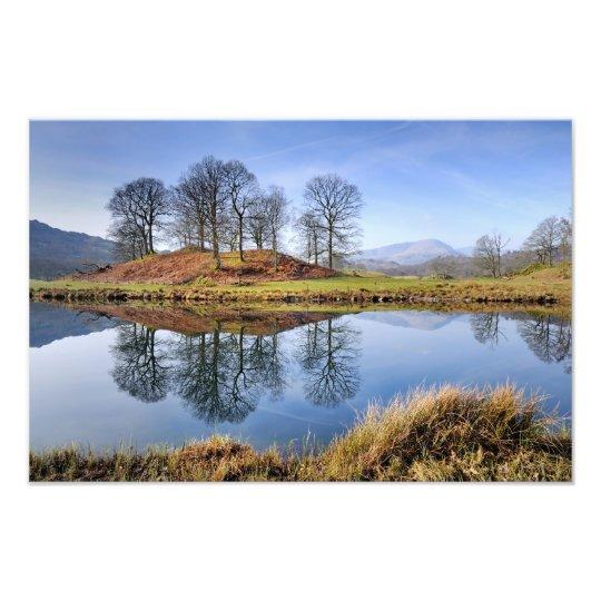 River Brathay - The Lake District print