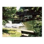 River Cam, Cambridge Postcard