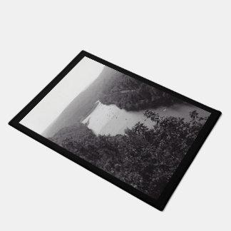 River Circle Doormat