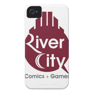 River City iPhone 4 cover