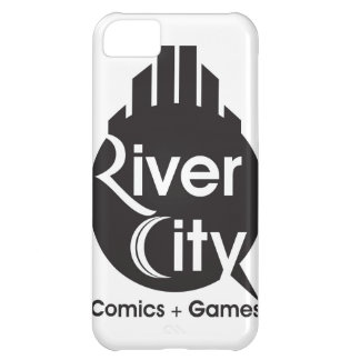 River City iPhone 5 Cover (Black)