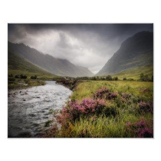 River Coe Photo Print
