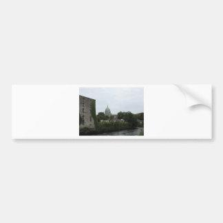 River Corrib Bumper Sticker