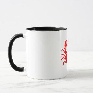 River Crab Mug