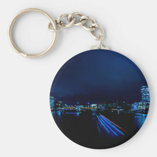 River Cruiser Keychain