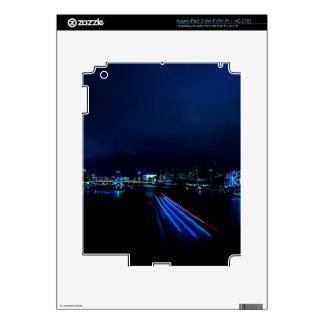 River Cruiser iPad 3 Skin