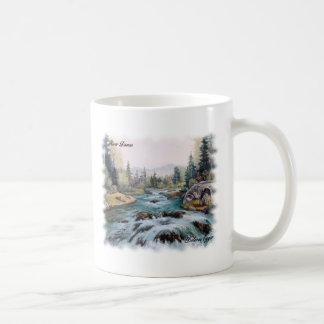 River Dance Coffee Mug Basic White Mug
