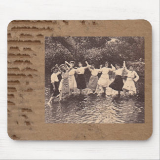 River Dance Mouse Pad
