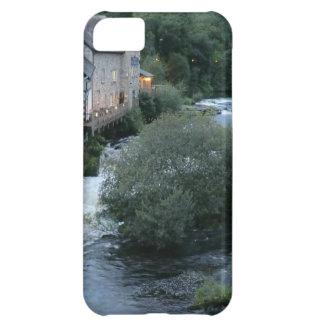 River Dee at Llangollen, Wales iPhone 5C Cover