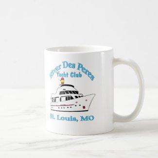 River Des Peres Yacht Club Mug mug