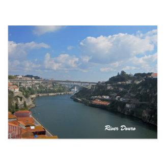 River Douro, Portugal Postcard