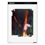 River Epte by Claude Monet Decal For The iPad 2