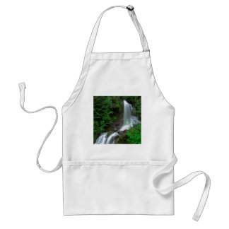 River Ethereal Mount Rainier Adult Apron