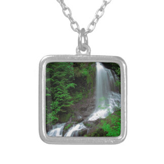 River Ethereal Mount Rainier Necklaces