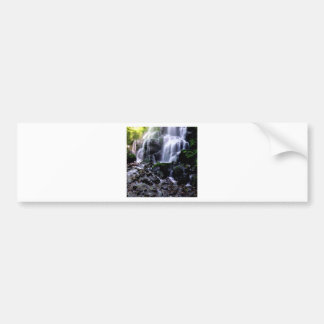 River Fairy Falls Columbia Gorge Oregon Bumper Sticker