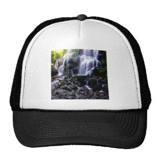 River Fairy Falls Columbia Gorge Oregon Trucker Hat