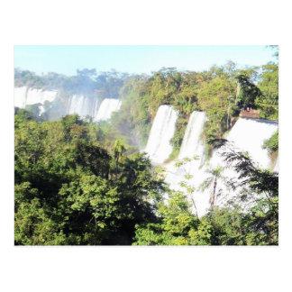 River Falls Postcard