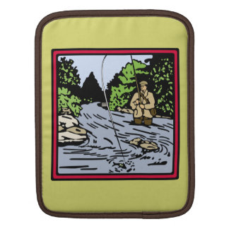 River Fishing Sleeves For iPads