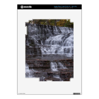 River Flow Skin For iPad 3