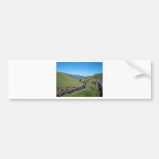River Fooey and Loch Na Fooey Bumper Sticker