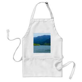 River Forest View Adult Apron