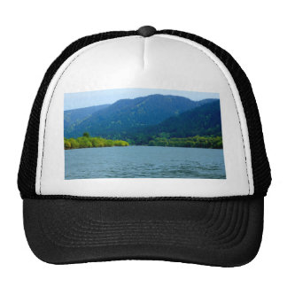 River Forest View Trucker Hat