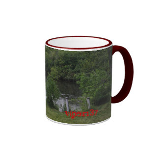 River Front Ringer Coffee Mug