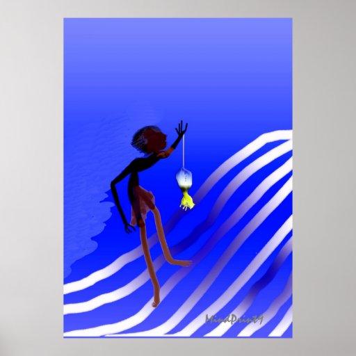 River Girl Poster