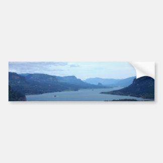 River Gorge Bumper Stickers