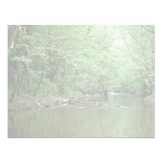 River Habitat Kentucky Invitations