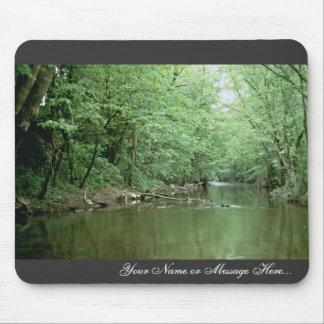 River Habitat, Kentucky Mousepads