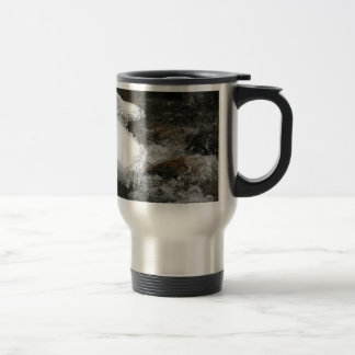 River Icicles Travel Mug