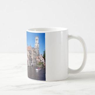 River in Brugge, Belgium Coffee Mug