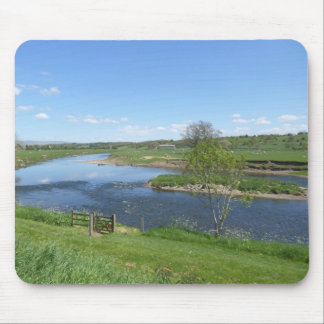 River in England Mouse Pad