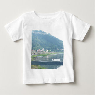 river in germany infant t-shirt