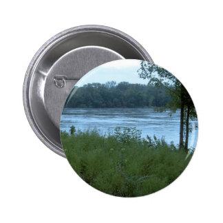 River in Missouri 2 Inch Round Button