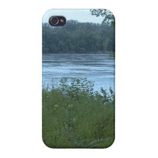 River in Missouri iPhone 4 Cover