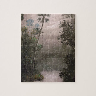 River in Mist Jigsaw Puzzles