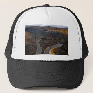 RIVER IN SEPTEMBER SCENIC TRUCKER HAT