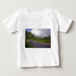 River in Teahupoo, Tahiti Baby T-Shirt