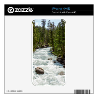 River in the Forest iPhone 4S Decal