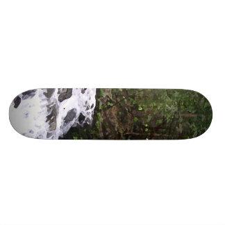 River in the Woods Skate Board