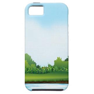 River iPhone SE/5/5s Case