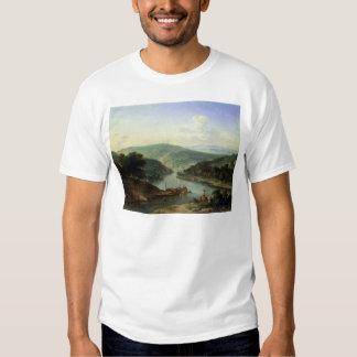River Landscape, 1697 Shirt