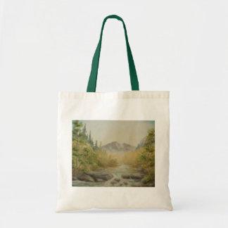 River Landscape Tote Bag
