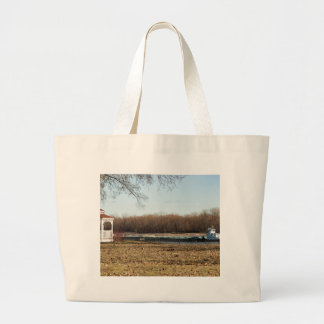 River Life Large Tote Bag