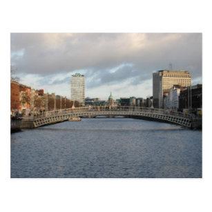 Dublin ireland postcards zazzle