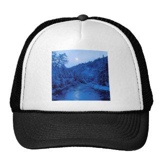 River Light Moon Scott Klamath Forest Trucker Hat